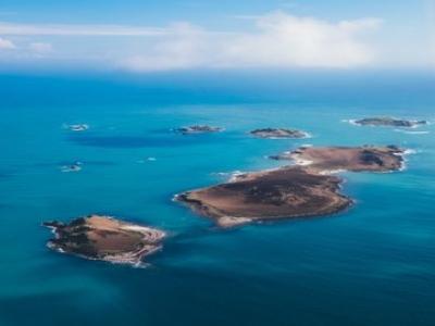 Описание и снимки на пристанище Мистери айлънд, Вануату от круизен маршрут