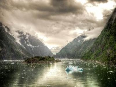 Описание и снимки на пристанище Трейси-Арм Фиорд (Аляска), САЩ от круизен маршрут