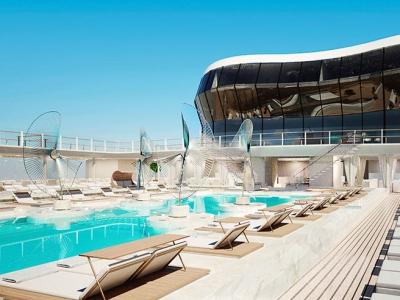 Круизен кораб MSC Bellissima на MSC Cruises