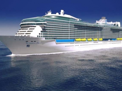 Круизен кораб SPECTRUM Of The Seas на Royal Caribbean Intl.