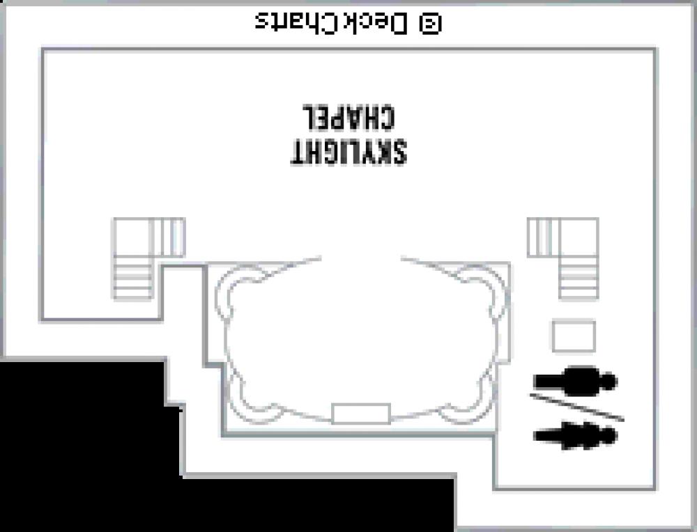 Палуба 15 на круизен кораб EXPLORER Of The Seas  - разположение на каюти, ресторанти, места за забавления и спорт