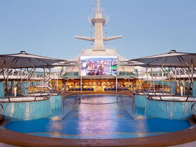 Круизен кораб RHAPSODY Of The Seas  на Royal Caribbean Intl.