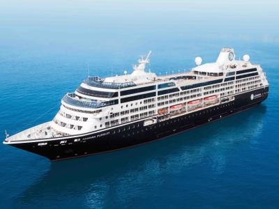 Круизен кораб Azamara Pursuit на Azamara Club Cruises