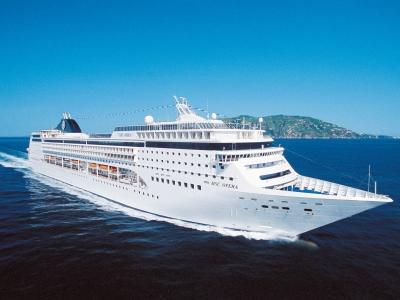 Круизен кораб MSC Opera на MSC Cruises