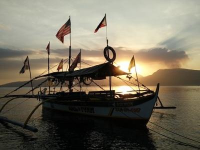 Описание и снимки на пристанище Субик Бей, Филипини от круизен маршрут