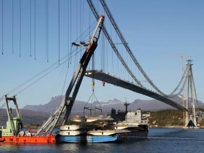 Описание и снимки на пристанище Нарвик, Норвегия от круизен маршрут