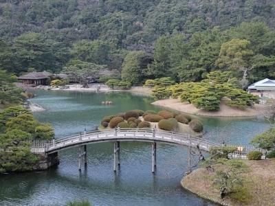 Описание и снимки на пристанище Такамацу , Япония от круизен маршрут