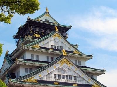 Описание и снимки на пристанище Осака, Япония от круизен маршрут
