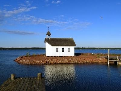 Описание и снимки на пристанище Мариехамн (о-в Аланд), Финландия от круизен маршрут