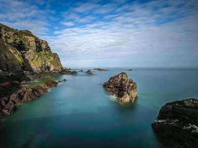 Описание и снимки на пристанище Плимут, Великобритания от круизен маршрут