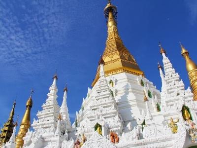 Описание и снимки на пристанище Янгон , Мианмар от круизен маршрут