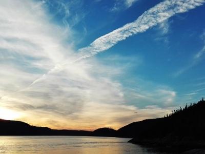 Описание и снимки на пристанище Сагеней, Канада от круизен маршрут