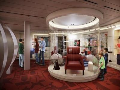 Круизен кораб Costa Smeralda на COSTA Cruises