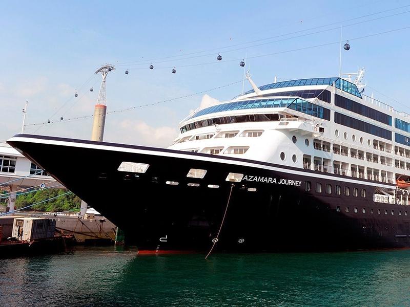 Круизен кораб Azamara Journey на Azamara Club Cruises