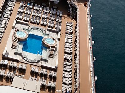 Круизен кораб Azamara Quest на Azamara Club Cruises