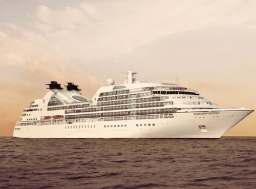 Круизен кораб Seabourn Odyssey на Seabourn