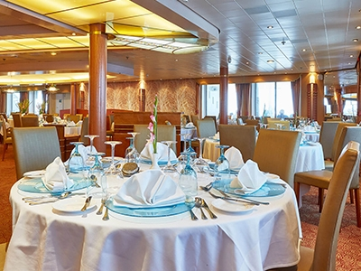 Круизен кораб CELESTYAL Crystal на Celestyal Cruises