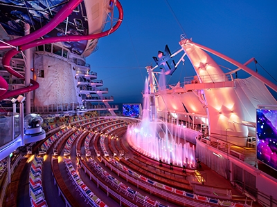 Круизен кораб HARMONY of the Seas на Royal Caribbean Intl.