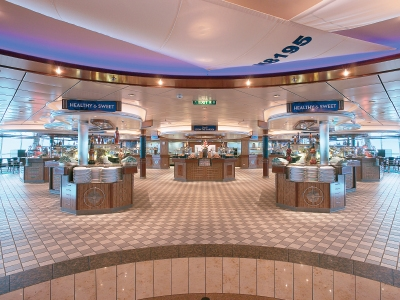 Круизен кораб JEWEL of the Seas на Royal Caribbean Intl.
