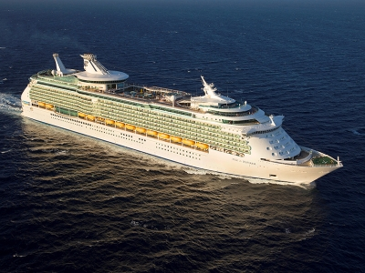 Круизен кораб MARINER of the Seas на Royal Caribbean Intl.