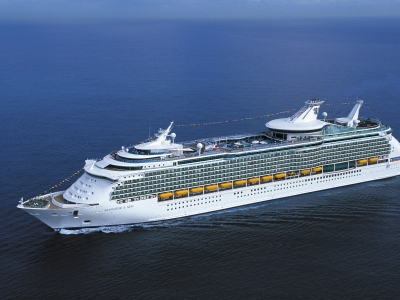 Круизен кораб NAVIGATOR of the Seas  на Royal Caribbean Intl.