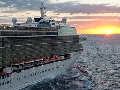 Круизен кораб Celebrity Eclipse на Celebrity Cruises