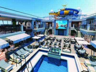 Круизен кораб Costa VENEZIA на COSTA Cruises