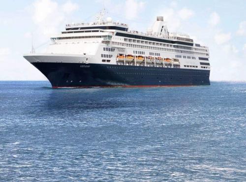 Круизен кораб Veendam на Holland America Line