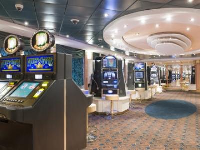 Круизен кораб MSC Lirica на MSC Cruises