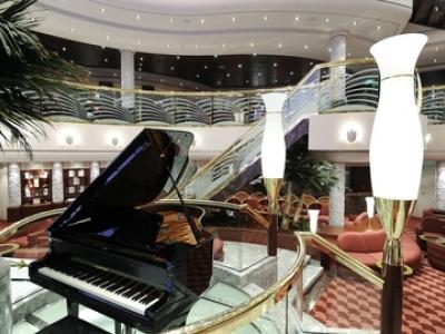 Круизен кораб MSC Magnifica на MSC Cruises