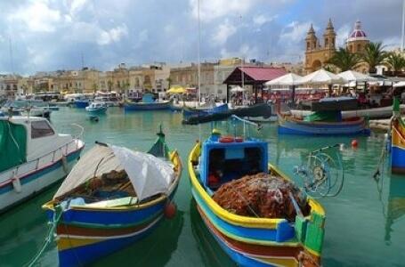 7 дни Малтийска приказка