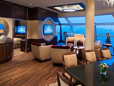 Круизен кораб Celebrity Reflection на Celebrity Cruises