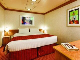 Описание на каюта Вътрешни каюти - клас Premium на круизен кораб Costa DIADEMA – обзавеждане, площ