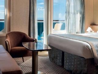 Описание на каюта Апартамент - категория GS на круизен кораб Costa DIADEMA – обзавеждане, площ