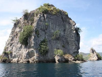 Описание и снимки на пристанище Алсотао (Папуа-Нова Гвинея), Папуа-Нова Гвинея от круизен маршрут
