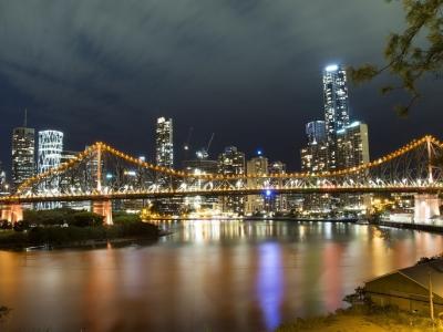 Описание и снимки на пристанище Брисбейн, Австралия от круизен маршрут