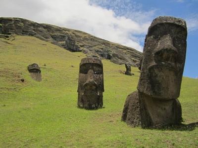 Описание и снимки на пристанище Великденски о-в, Чили от круизен маршрут