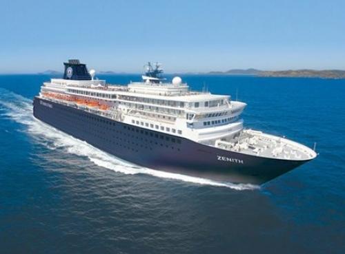Круизен кораб Zenith на Pullmantur Cruises