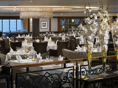 Круизен кораб Azamara Pursuit на Azamara Club Cruises