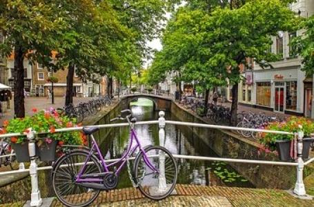 7 дни Красивите места на Холандия