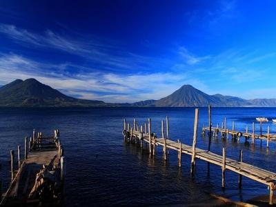 Описание и снимки на пристанище Пуерто Кецал  (Гватемала), Гватемала от круизен маршрут