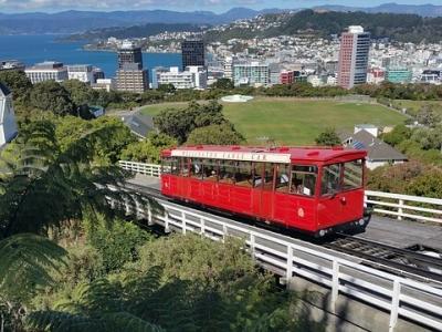 Описание и снимки на пристанище Уелингтън (Нова Зеландия), Нова Зеландия от круизен маршрут