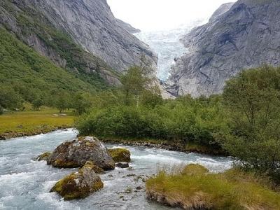Описание и снимки на пристанище Хелесилт (Норвегия), Норвегия от круизен маршрут