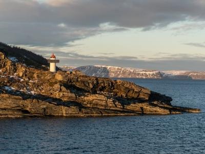 Описание и снимки на пристанище Алта (Норвегия), Норвегия от круизен маршрут