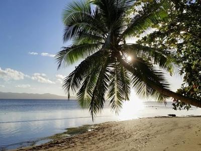 Описание и снимки на пристанище Лаутока (Фиджи), Фиджи от круизен маршрут