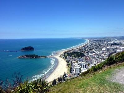 Описание и снимки на пристанище Тауранга (Нова Зеландия), Нова Зеландия от круизен маршрут