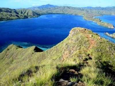 Описание и снимки на пристанище Комодо (Индонезия), Индонезия от круизен маршрут