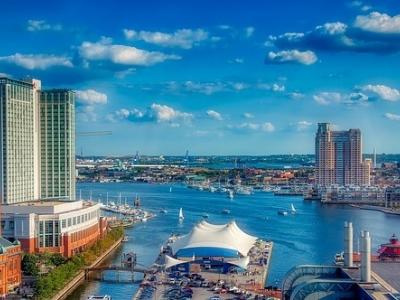Описание и снимки на пристанище Балтимор (САЩ), САЩ от круизен маршрут