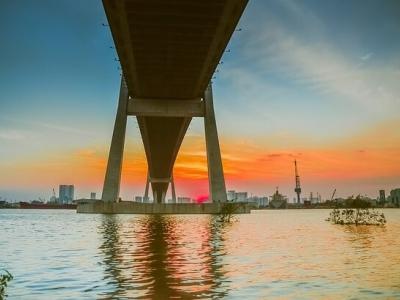 Описание и снимки на пристанище Фу ми (Виетнам), Виетнам от круизен маршрут