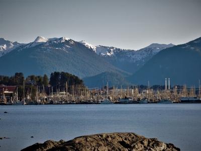 Описание и снимки на пристанище Ситка (Аляска), САЩ от круизен маршрут